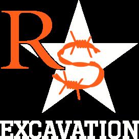R&S Excavation Logo